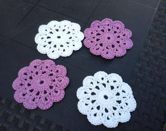 SET 4 PLACEMATS COASTERS