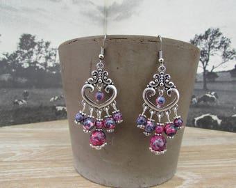 """Earrings Baroque """"Venezia"""""""