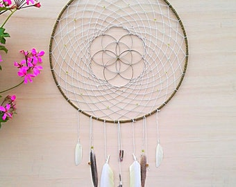 Dreamcatcher Seed of Life