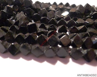 250 antique french jet  beads
