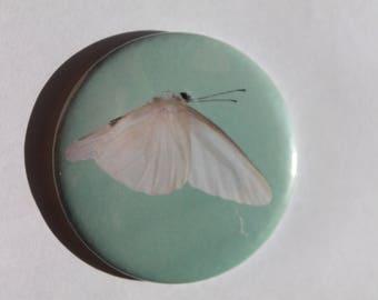 Butterfly pattern Pocket mirrors