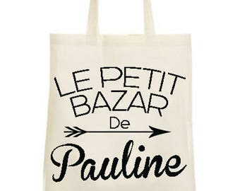 Tote bag, travel to...
