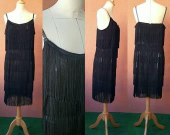Charleston fringe dress