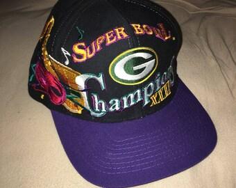 VTG Super Bowl 31 snapback
