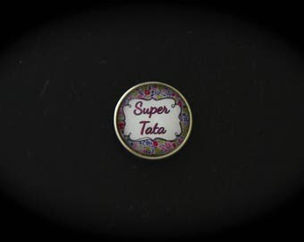 Cabochon 18mm for jewelry - great aunt fancy pressure