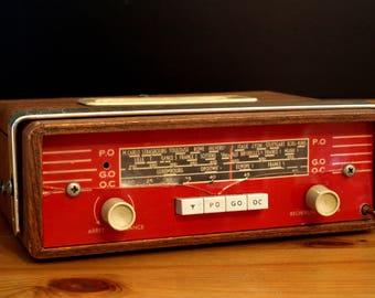 Retro radio Cabinet