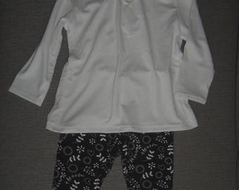 All tunic, leggings and headband 18 months