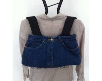 Classic by BAGART jean bag jean backpack