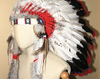 Indian headdress, western, country, Native American
