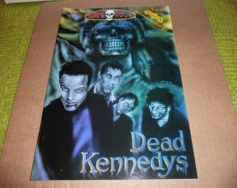 DEAD KENNEDYS Rock N Roll Comic book 1993