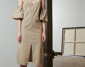Hapstead Stap Dress with Sleeve
