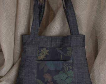 urban denim purse