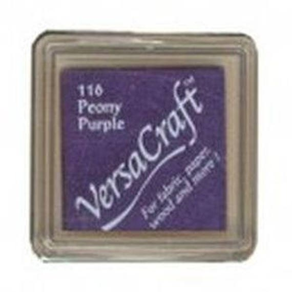 VERSACRAFT Peony purpple - purple - the ink for fabric and wood