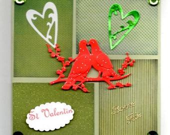 270 - Valentine's Day greeting card