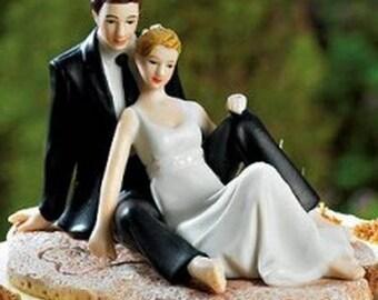 Figurine couple married