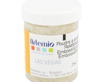 Embossing powder clear 25 ml Artemio - Las vegas - Ref VIPO16 - while quantities last!