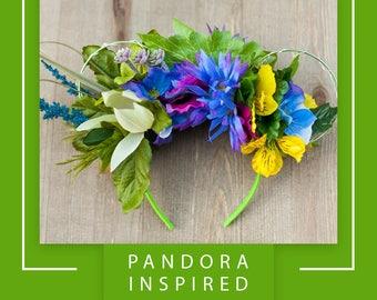 Pandora Inspired Disney Ears