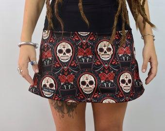 Skirt MATRYOSHKA PRINT - falda estampado Matryoshka