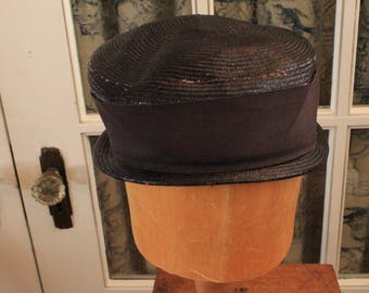 1920's Women's Straw Hat