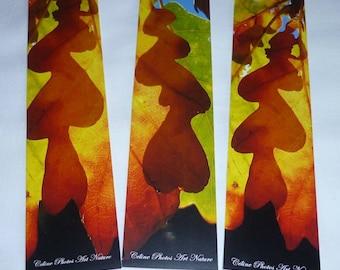 Lot de 3 marque-pages 20x5cm de Céline Photos Art Nature avec des  Ombres chinoises