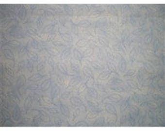 plain sky blue faux patchwork ref23467b fabric