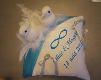 infinite love theme cushion