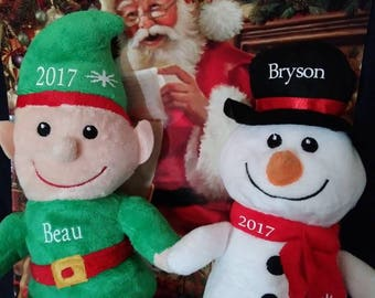 Personalized Dolls
