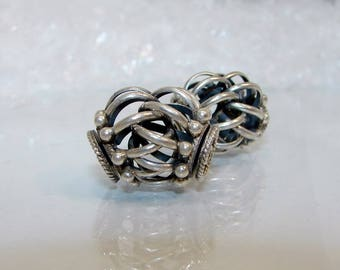 925 sterling silver stretch bead! 16-22 mm. Money first.