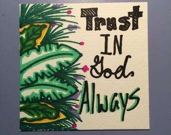 Inspirational Word art