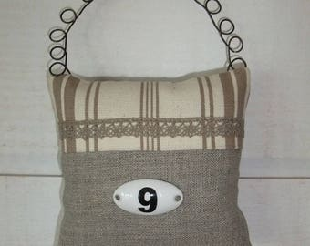 Door linen cushion No. 9