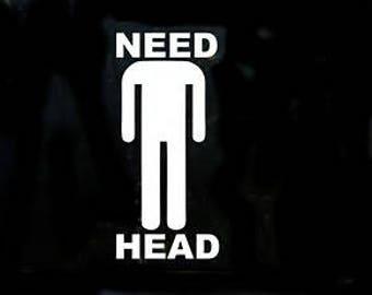 Need head decal
