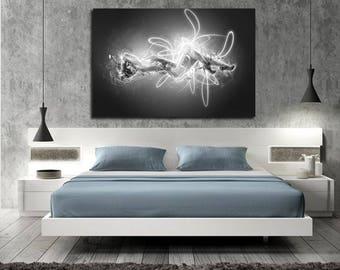 Master Bedroom Wall Art master bedroom art | etsy