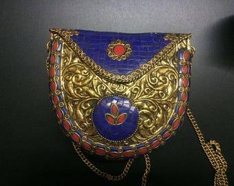 Intricate design purse