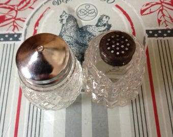 Vintage salt & Pepper