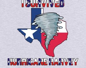 I Survived Hurricane Harvey Women's T-Shirt