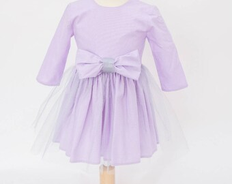 Lily Dress, Babygirl Dress, Toddler Dress, Fancy Dress, Cotton Dress