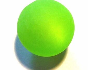 2 green polaris neon 20mm beads
