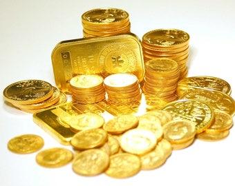 Clear Money Blocks for Prosperity and Abundance Using Scalar Waves Distance Healing