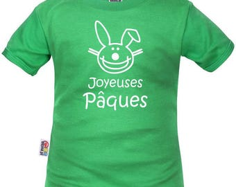Child's t-shirt: Happy Easter