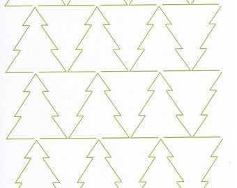 Tutorial trees to download, print and cut pdf