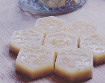 Manuka Honry Lemon Soap
