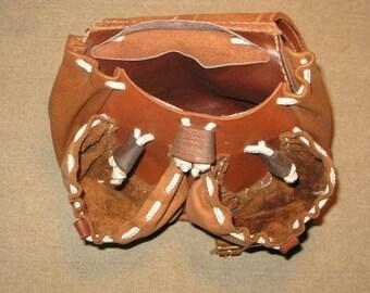 Man's medieval bag