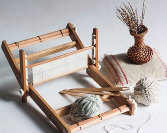 Weaving Loom Table Top Handmade