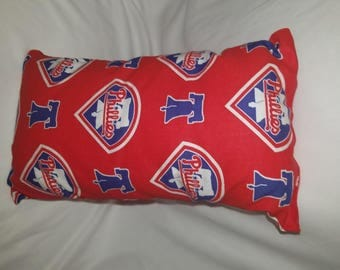 Philadelphia Phillies Fluffy Rectangle Pillow