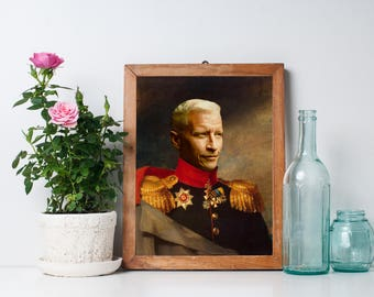 Anderson Cooper Limited Artwork
