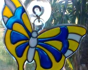 Small Butterfly Sun Catcher