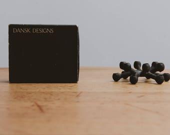 Hansk Designs Spider Candleholder