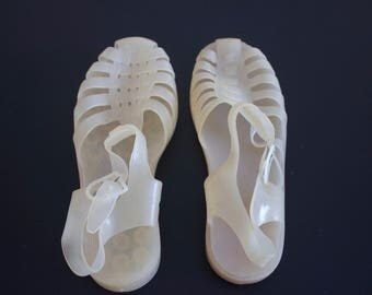 Chaussures méduses