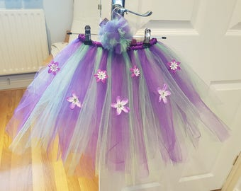 Hand made Pixie Tutu 2-3 years