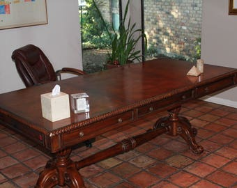 Executive Desk, Conference Table